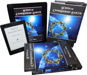 Scion of Conquered Earth multiple format