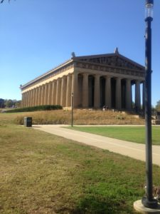 Parthenon in Nashville, TN 1