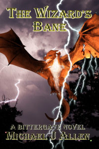 The Wizard's Bane front cover