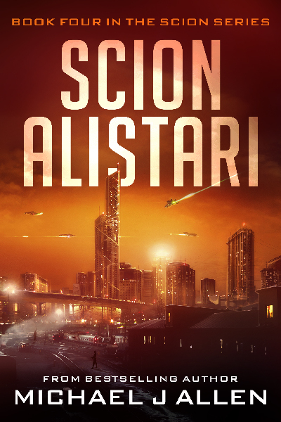 Scion Alistari by Michael J. Allen