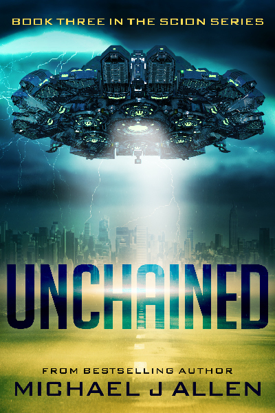 Unchained by Michael J. Allen